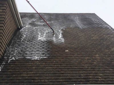 Roof Moss Removal in Lichfield