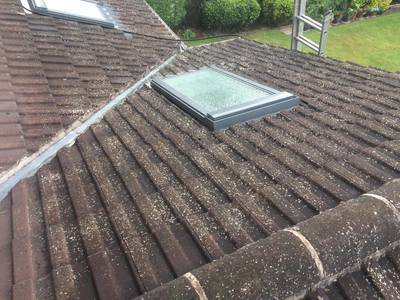 Roof Pressure Cleaning Lichfield